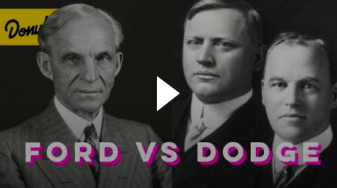 the truth behind business folklore of Henry Ford